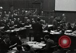 Image of Nuremberg Trials Nuremberg Germany, 1945, second 6 stock footage video 65675024500