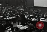 Image of Nuremberg Trials Nuremberg Germany, 1945, second 7 stock footage video 65675024500