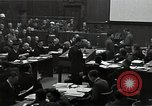 Image of Nuremberg Trials Nuremberg Germany, 1945, second 8 stock footage video 65675024500