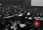 Image of Nuremberg Trials Nuremberg Germany, 1945, second 10 stock footage video 65675024500
