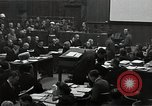 Image of Nuremberg Trials Nuremberg Germany, 1945, second 11 stock footage video 65675024500