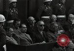 Image of original Nazi letters Nuremberg Germany, 1945, second 4 stock footage video 65675024501