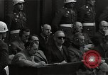 Image of original Nazi letters Nuremberg Germany, 1945, second 7 stock footage video 65675024501