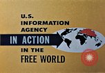 Image of United States Information Agency operations United States USA, 1954, second 2 stock footage video 65675024522