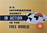 Image of United States Information Agency operations United States USA, 1954, second 6 stock footage video 65675024522