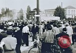 Image of strikes and demonstrations East Berlin Germany, 1953, second 6 stock footage video 65675024530