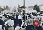 Image of strikes and demonstrations East Berlin Germany, 1953, second 7 stock footage video 65675024530