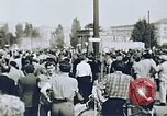 Image of strikes and demonstrations East Berlin Germany, 1953, second 8 stock footage video 65675024530