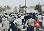 Image of strikes and demonstrations East Berlin Germany, 1953, second 9 stock footage video 65675024530