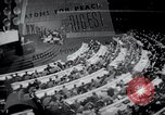 Image of Atoms for Peace exhibits and propaganda United States USA, 1954, second 3 stock footage video 65675024534
