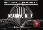 Image of destroyers launched Kearny New Jersey USA, 1939, second 6 stock footage video 65675024543