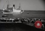 Image of welcome of Colonel Fulgenicio Batista Veracruz Mexico, 1939, second 5 stock footage video 65675024544
