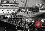 Image of welcome of Colonel Fulgenicio Batista Veracruz Mexico, 1939, second 10 stock footage video 65675024544