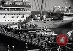 Image of welcome of Colonel Fulgenicio Batista Veracruz Mexico, 1939, second 11 stock footage video 65675024544