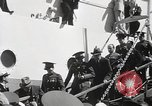 Image of welcome of Colonel Fulgenicio Batista Veracruz Mexico, 1939, second 12 stock footage video 65675024544