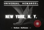 Image of Millrose games New York United States USA, 1939, second 2 stock footage video 65675024551
