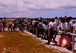 Image of astronauts and their departure Grand Turk Island, 1962, second 1 stock footage video 65675024579