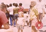Image of astronauts and their departure Grand Turk Island, 1962, second 9 stock footage video 65675024579