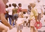 Image of astronauts and their departure Grand Turk Island, 1962, second 10 stock footage video 65675024579