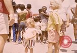 Image of astronauts and their departure Grand Turk Island, 1962, second 12 stock footage video 65675024579