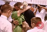 Image of Enthusiastic welcome for Astronaut Carpenter Florida United States USA, 1962, second 6 stock footage video 65675024580