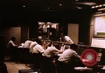 Image of NASA Manned Spacecraft Center mission control room Cape Canaveral Florida USA, 1962, second 3 stock footage video 65675024581