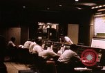 Image of NASA Manned Spacecraft Center mission control room Cape Canaveral Florida USA, 1962, second 8 stock footage video 65675024581
