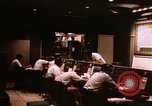 Image of NASA Manned Spacecraft Center mission control room Cape Canaveral Florida USA, 1962, second 10 stock footage video 65675024581