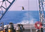 Image of US Marine Corp UH 34D helicopter Atlantic Ocean, 1962, second 6 stock footage video 65675024594
