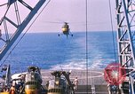 Image of US Marine Corp UH 34D helicopter Atlantic Ocean, 1962, second 10 stock footage video 65675024594