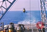 Image of US Marine Corp UH 34D helicopter Atlantic Ocean, 1962, second 11 stock footage video 65675024594