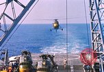 Image of US Marine Corp UH 34D helicopter Atlantic Ocean, 1962, second 12 stock footage video 65675024594