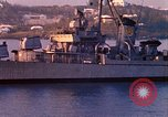 Image of U.S. Destroyer, USS Wren (DD-568) Cape Canaveral Florida USA, 1962, second 9 stock footage video 65675024601