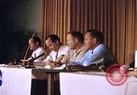Image of press conference Cocoa Beach Florida USA, 1962, second 2 stock footage video 65675024602