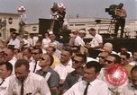 Image of Lieutenant Scott Carpenter Cape Canaveral Florida USA, 1962, second 9 stock footage video 65675024606