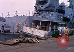 Image of departure of USS Dewey Norfolk Virginia USA, 1962, second 11 stock footage video 65675024617