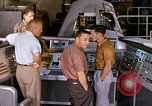 Image of astronauts in procedure trainer United States USA, 1960, second 1 stock footage video 65675024626