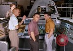Image of astronauts in procedure trainer United States USA, 1960, second 2 stock footage video 65675024626