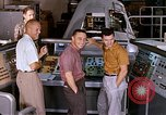 Image of astronauts in procedure trainer United States USA, 1960, second 7 stock footage video 65675024626
