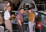 Image of astronauts in procedure trainer United States USA, 1960, second 8 stock footage video 65675024626