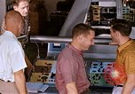 Image of astronauts in procedure trainer United States USA, 1960, second 9 stock footage video 65675024626