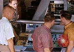 Image of astronauts in procedure trainer United States USA, 1960, second 10 stock footage video 65675024626