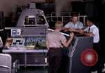 Image of astronauts in procedure trainer United States USA, 1960, second 1 stock footage video 65675024628
