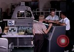 Image of astronauts in procedure trainer United States USA, 1960, second 2 stock footage video 65675024628