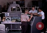 Image of astronauts in procedure trainer United States USA, 1960, second 4 stock footage video 65675024628