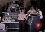 Image of astronauts in procedure trainer United States USA, 1960, second 7 stock footage video 65675024628
