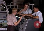 Image of astronauts in procedure trainer United States USA, 1960, second 8 stock footage video 65675024628