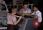 Image of astronauts in procedure trainer United States USA, 1960, second 9 stock footage video 65675024628