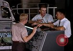 Image of astronauts in procedure trainer United States USA, 1960, second 10 stock footage video 65675024628