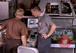 Image of astronauts in procedure trainer United States USA, 1960, second 4 stock footage video 65675024629